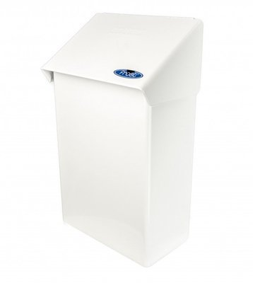 Sanitary Napkin Dispenser White Enamal