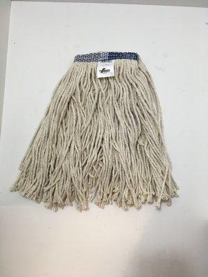 Wet Mop Head 16oz Furgale Cotton Cut End