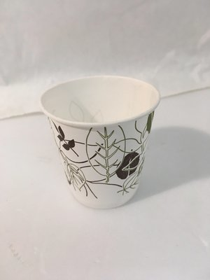 Foodservice: Cup Dixie 3oz Paper Cup 2400/case Pathways 45 Path