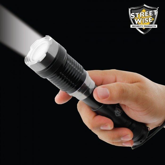 Cree Lantern Flashlight w/ Twist Zoom BCSWLFZ34CEP