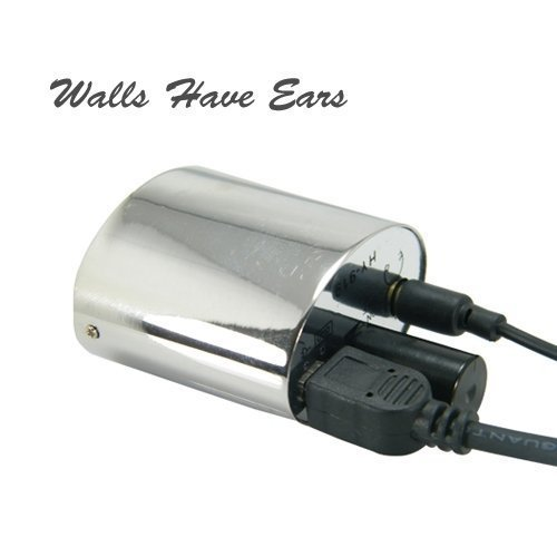 HY-919 Powerful Audio Spy Listening Device Spy Bug with earphones Wall Have Ears BC540077CSC
