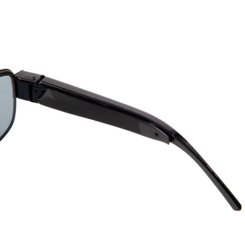720P Fashion Ultra-thin Sunglasses Camera Eyewear Hidden Camera