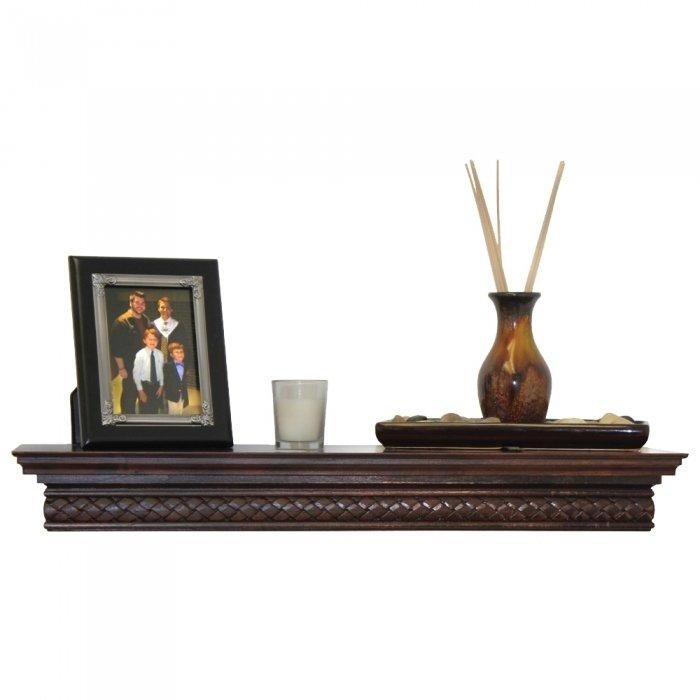 Quick Shelf Safe with RFID - Walnut CEPQS24WN