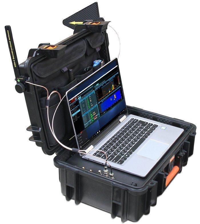 Delta X 100/12 Spectrum Analyzer KJB - DX100-12