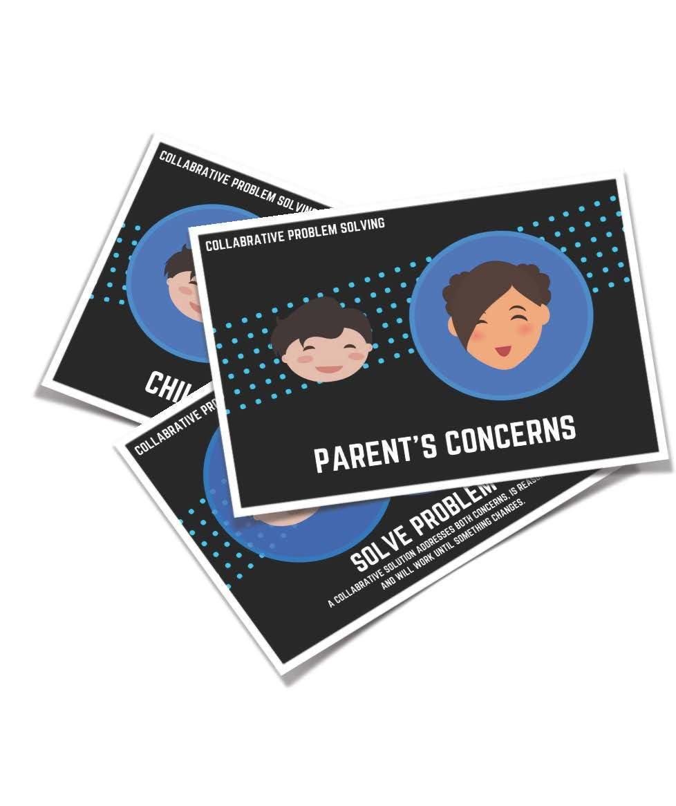 Collaborative Problem Solving Cards -Digital Version!