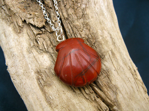 Red Jasper - a protective gemstone to give strength and confidence
