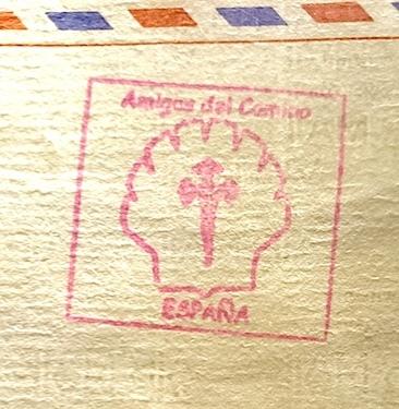 "We are ""Amigos del Camino"" - Friends of the Camino"