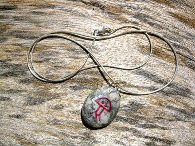 Charm necklace - ETERNITY