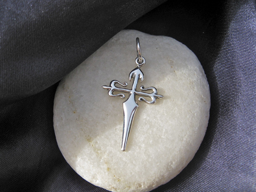 A special gift of faith to promote courage, strength and hope