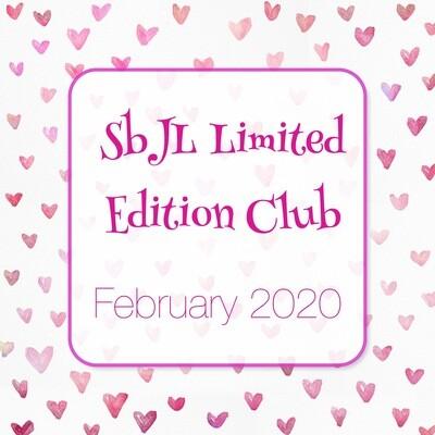 Limited Edition Club - 2020 February