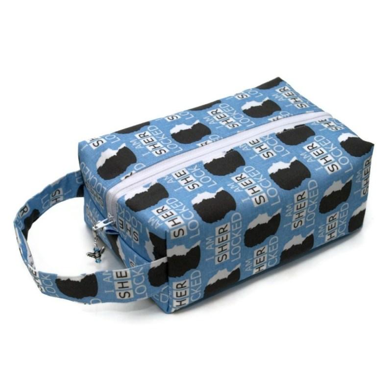 Sher-Locked - Regular Box Bag SherLocked-00071