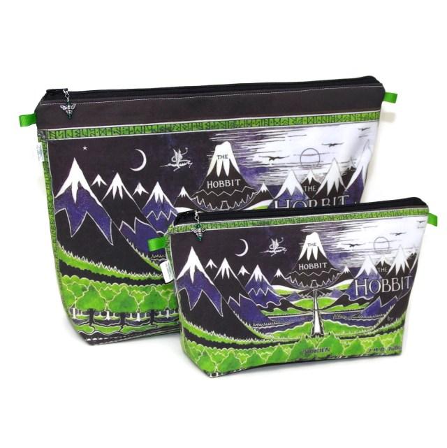 Hobbits - Large Wedge Bag Hobbit-00122