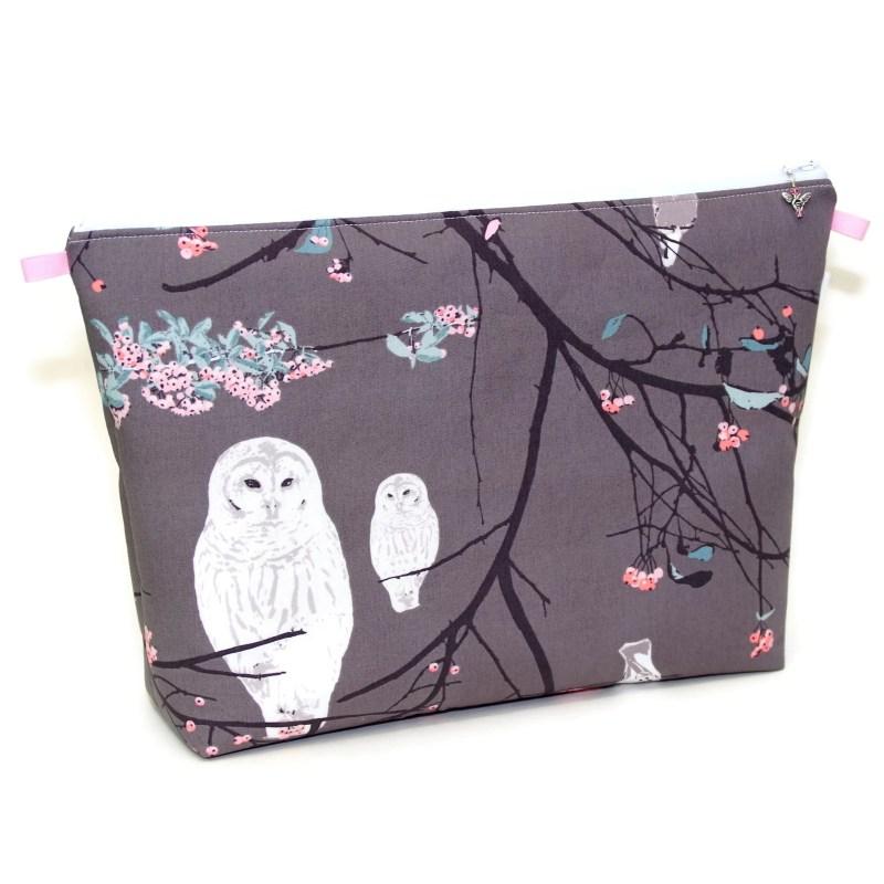 Bird Songs - Large Wedge Bag BirdSongs-LW