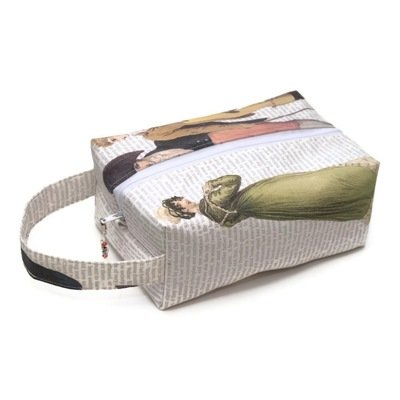 Jane Austen - Persuasion - Regular Box Bag