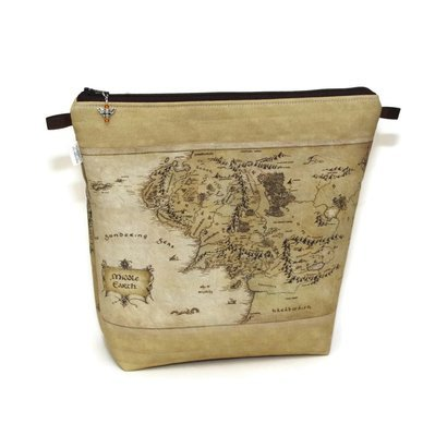 Middle Earth - Tall Wedge Bag