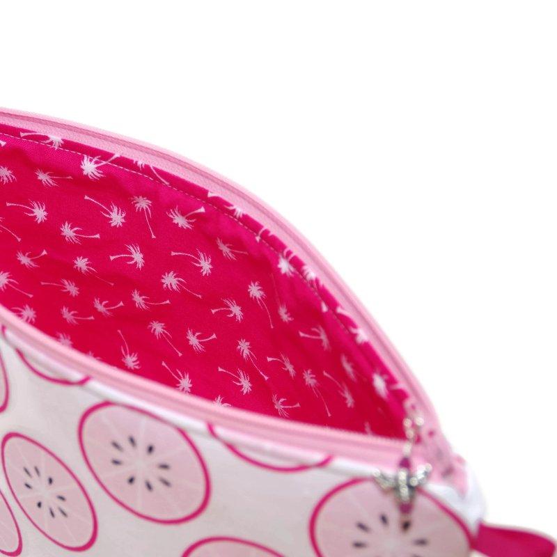 Pink Lemonade Lining