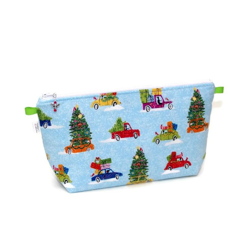 Home for Christmas - Regular Wedge Bag HomeforChristmas-RW