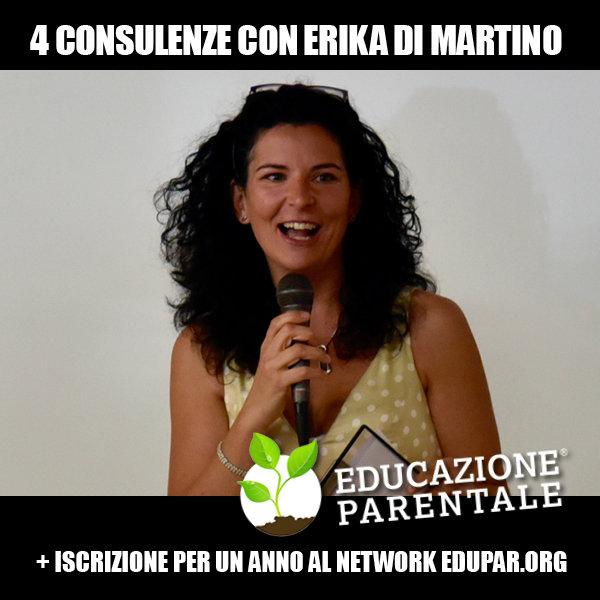 """Consulenza Homeschooling """"PLATINUM"""" 00011"""