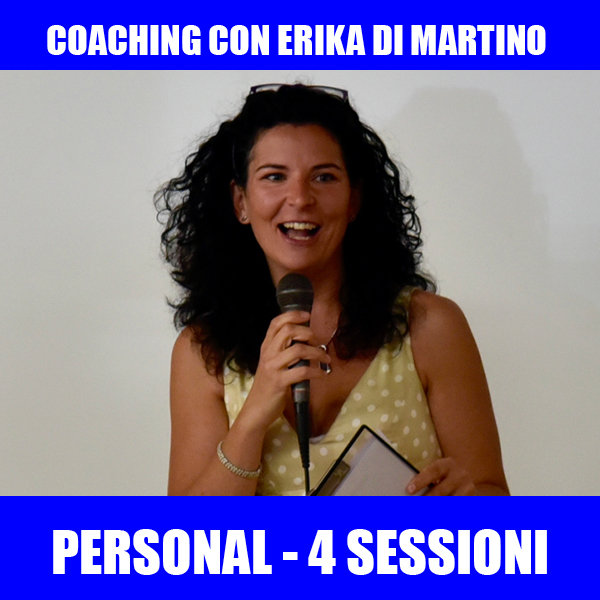 "Coaching Gold ""Personal"" 00017"