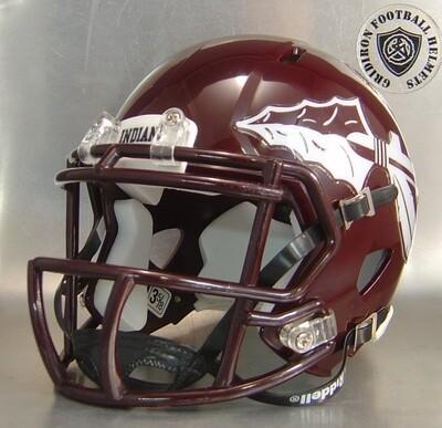 Ganado Indians HS (TX) 2016-2017 (mini-helmet)