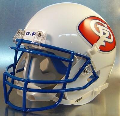 Gregory Portland Wildcats HS 2012-2013 (TX) (mini-helmet)