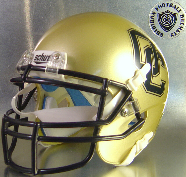 Helotes O'Conner Panthers HS 2006-2009 (TX) (mini-helmet)