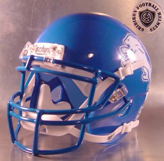 John Tyler Lions HS 2010-2011 (TX) (mini-helmet)