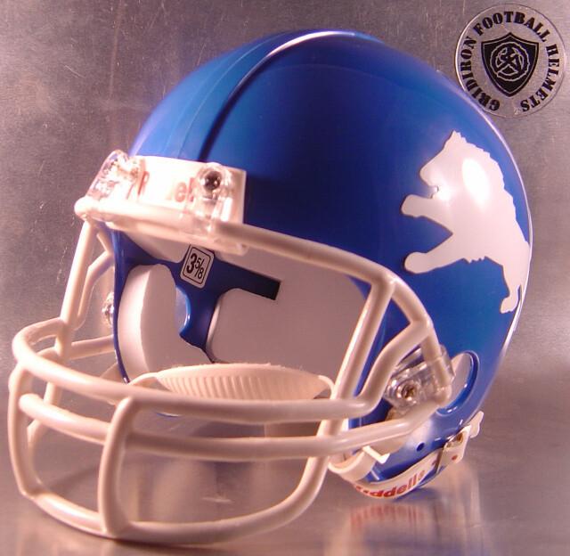 John Tyler Lions HS 1994 State Champs (TX) (mini-helmet)