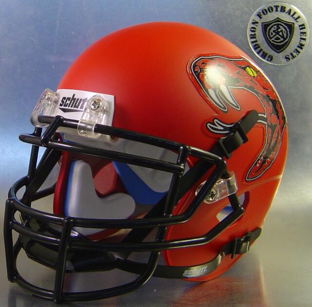 Rio Grande City Rattlers HS 2015 (TX) (mini-helmet)