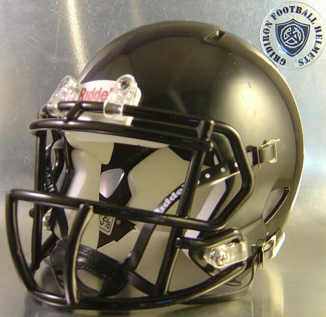 Roby Lions HS 2008 (TX) (mini-helmet)