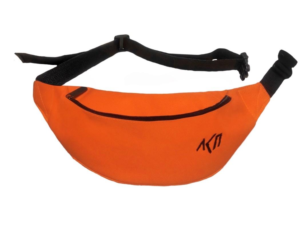 Поясная сумка «ЛСП» Оранжевая 00139