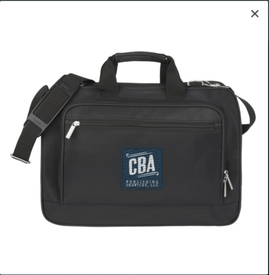 CBA Author Bag 00005