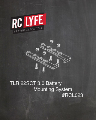 22SCT 3.0 Battery Strap Mounting System