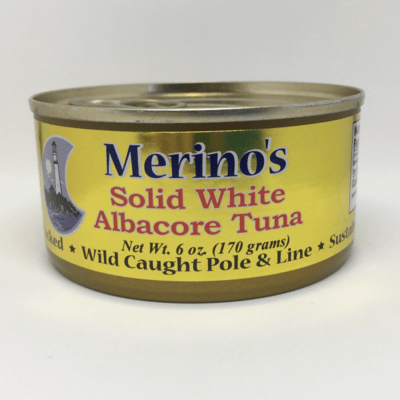 Merino's Lightly Salted Albacore Tuna