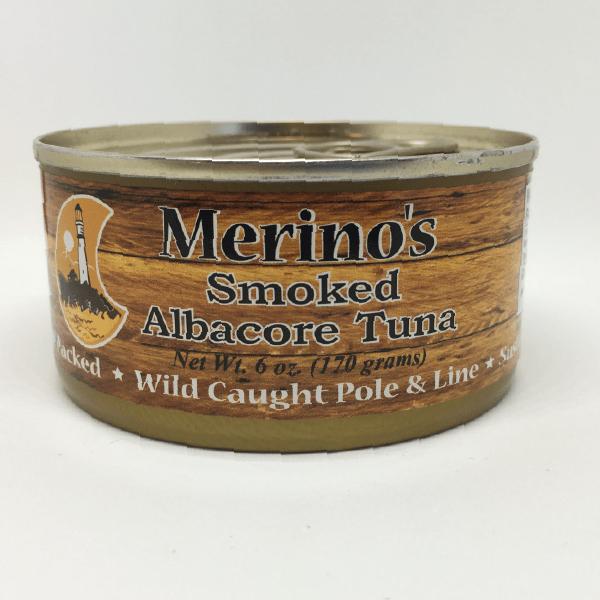 Merino's Smoked Solid White Albacore Tuna
