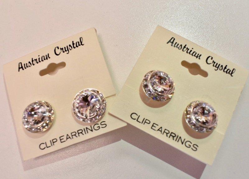 Australian Crystal Performance Earrings