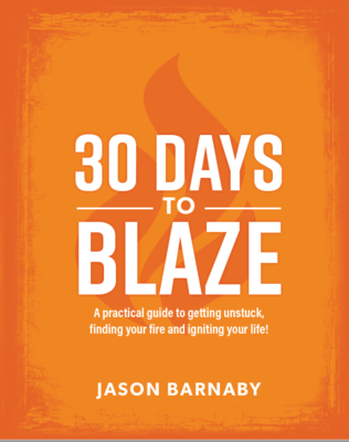 30 Days to Blaze Fire Starter Kit (Click for description)