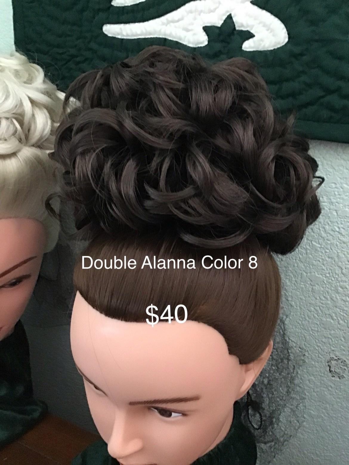 Bun Wigs