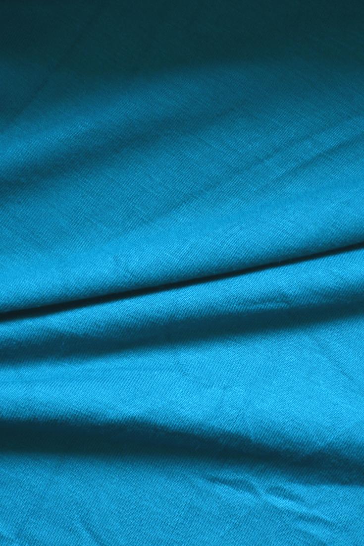 Organic Telio Bamboo Knit in Peacock 00090