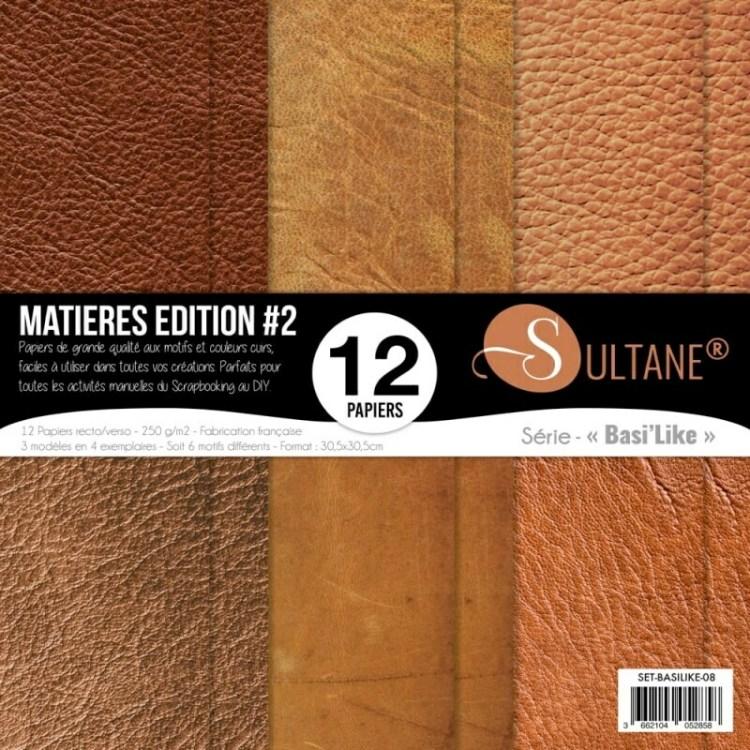 Matières edition #2