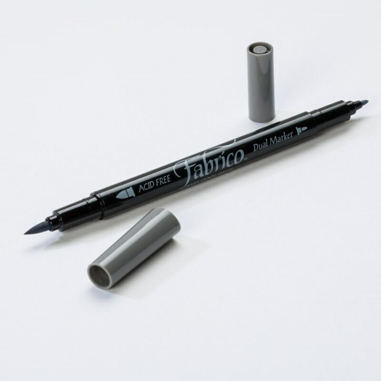 Feutre double pointe Fabrico Dual Marker - Cool Gray