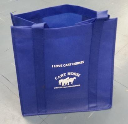 Cart Horse Shopping Bag 0004