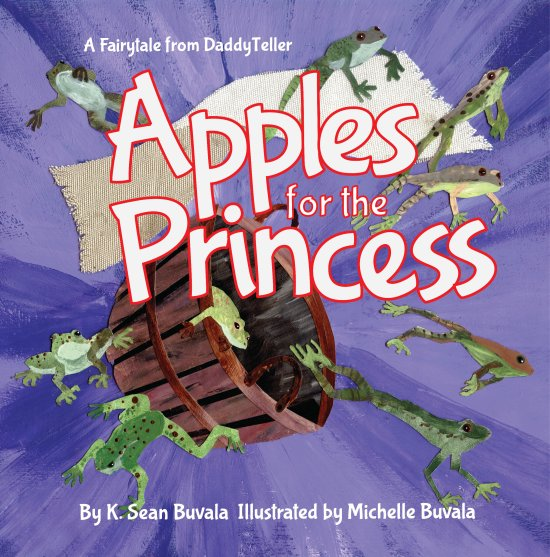 Apples for the Princess (Book) BookApplesFor