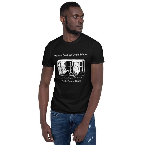Warasa Garifuna Drums Tshirt