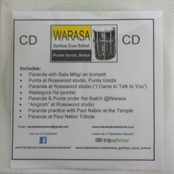 Warasa CDs & DVDs 00031