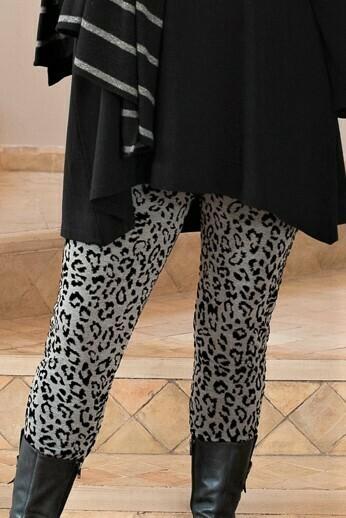 Prima - Leopard Print leggings