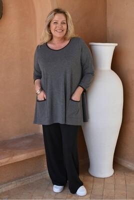 Tamiya - Tunic top & trousers - Loungewear