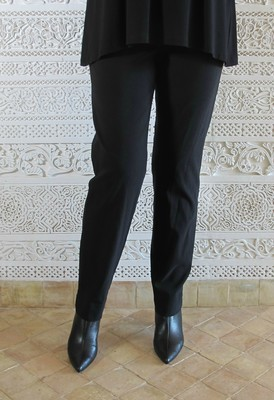 Robell Marie Trousers Black