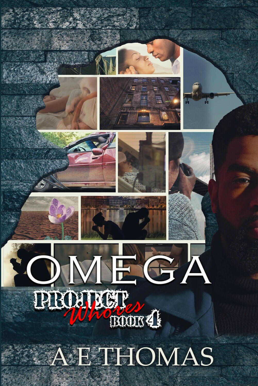 Omega: Project Whores Book 4 By A E Thomas