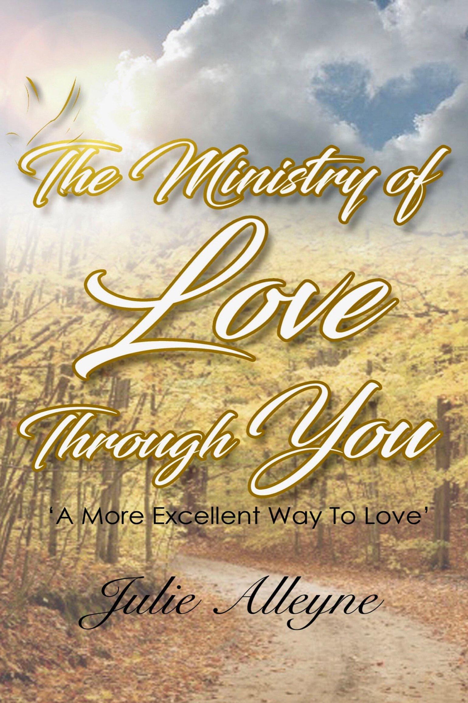The Ministry of Love Through You by Julie Allyene 978-1642549577